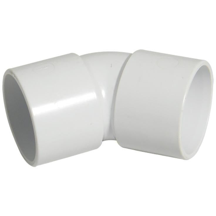 40mm 135° (45°) Wastepipe Bend - Trade 4 Less - Building Supplies UK