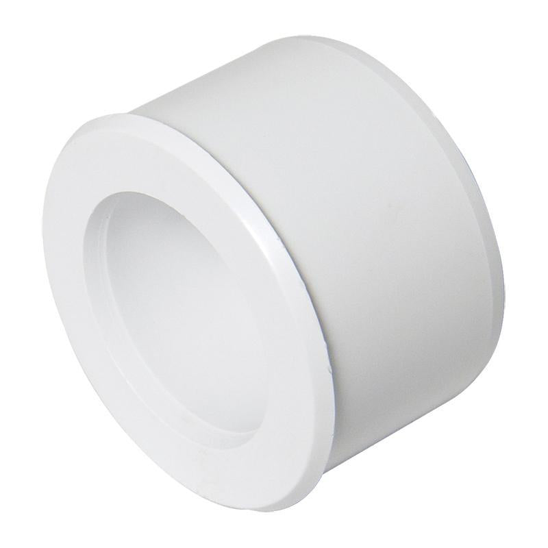 50mm x 40mm Wastepipe Pipe Reducer - Trade 4 Less - Building Supplies UK