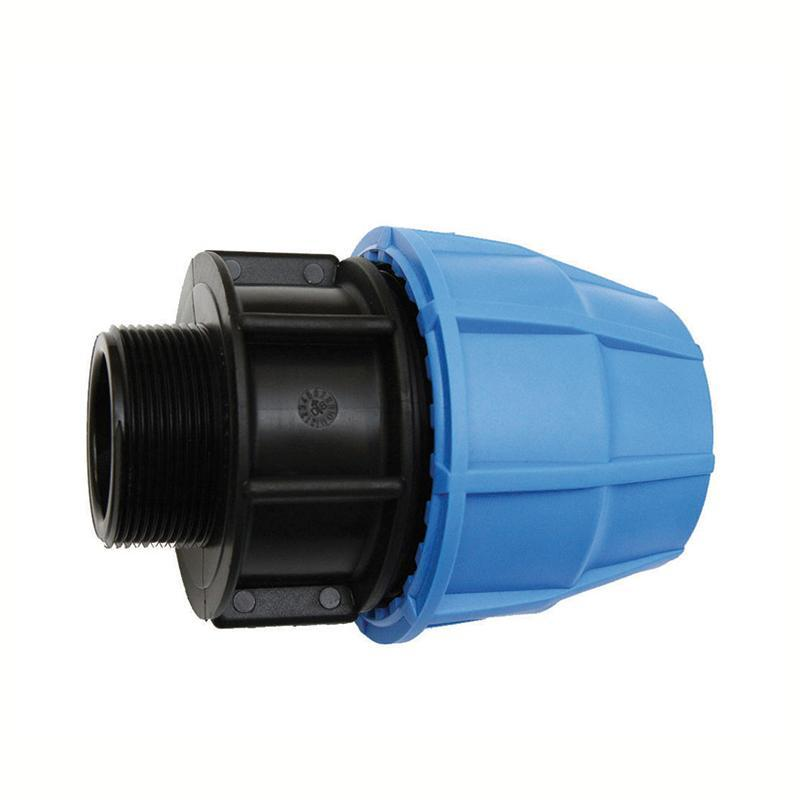 "25mm x 3/4"" Male Adaptor - Trade 4 Less - Building Supplies UK"
