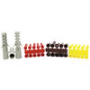 Plastic Expansion Plugs - Trade 4 Less - Building Supplies UK