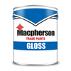 Macpherson Gloss Pure Brilliant White - Trade 4 Less - Building Supplies UK