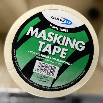 Masking Tape - Trade 4 Less - Building Supplies UK