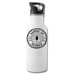 Water Bottle - white