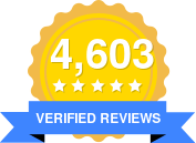 4,000+ 5 Star Reviews