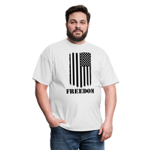 Load image into Gallery viewer, Freedom Shirt (up to 6XL) - white
