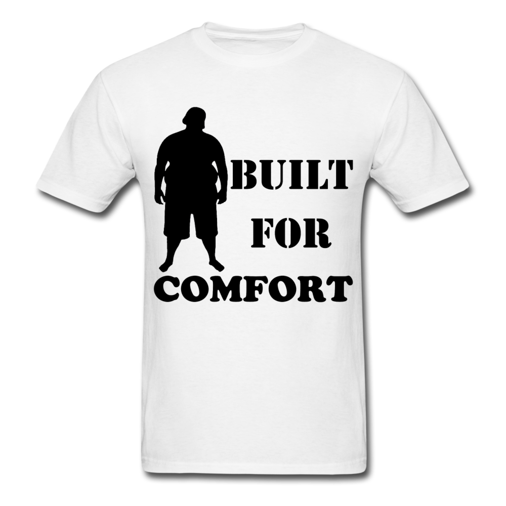 Built For Comfort (up to 6XL) - white