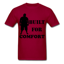Load image into Gallery viewer, Built For Comfort (up to 6XL) - dark red