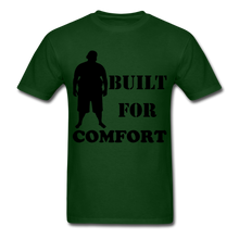 Load image into Gallery viewer, Built For Comfort (up to 6XL) - forest green