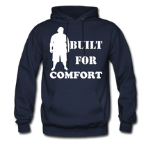 Load image into Gallery viewer, Built For Comfort Hoodie (Up to 5xl) - navy