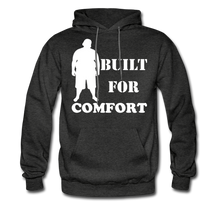 Load image into Gallery viewer, Built For Comfort Hoodie (Up to 5xl) - charcoal gray