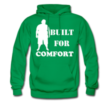 Load image into Gallery viewer, Built For Comfort Hoodie (Up to 5xl) - kelly green