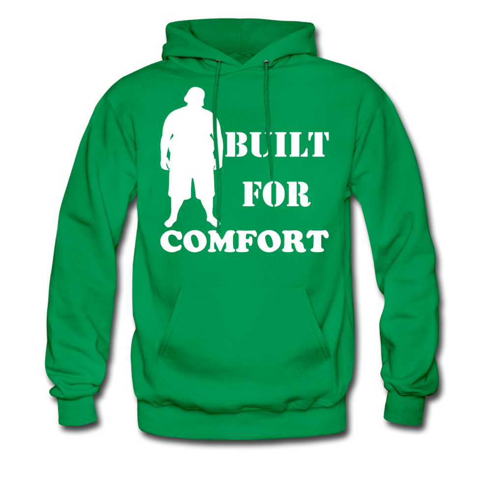 Built For Comfort Hoodie (Up to 5xl) - kelly green