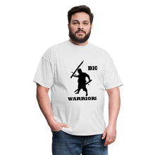 Load image into Gallery viewer, Big Warriors Tee (Up to 6xl) - white