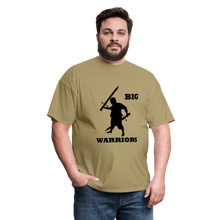 Load image into Gallery viewer, Big Warriors Tee (Up to 6xl) - khaki
