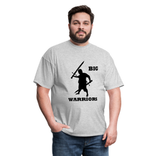 Load image into Gallery viewer, Big Warriors Tee (Up to 6xl) - heather gray