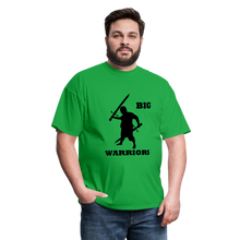 Load image into Gallery viewer, Big Warriors Tee (Up to 6xl) - bright green