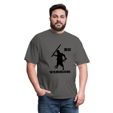 Load image into Gallery viewer, Big Warriors Tee (Up to 6xl) - charcoal
