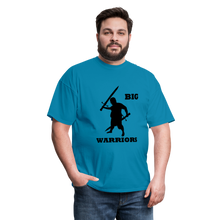 Load image into Gallery viewer, Big Warriors Tee (Up to 6xl) - turquoise