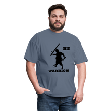 Load image into Gallery viewer, Big Warriors Tee (Up to 6xl) - denim