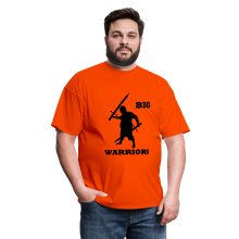 Load image into Gallery viewer, Big Warriors Tee (Up to 6xl) - orange