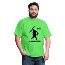 Load image into Gallery viewer, Big Warriors Tee (Up to 6xl) - kiwi