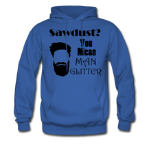 Load image into Gallery viewer, Manglitter Hoodie (Up to 5xl) - royal blue