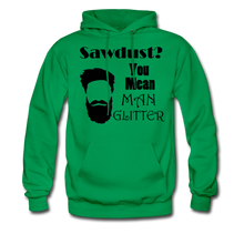 Load image into Gallery viewer, Manglitter Hoodie (Up to 5xl) - kelly green