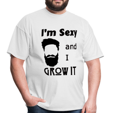 Load image into Gallery viewer, Grow It Tee (Up to 6xl) - white