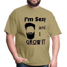 Load image into Gallery viewer, Grow It Tee (Up to 6xl) - khaki