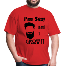 Load image into Gallery viewer, Grow It Tee (Up to 6xl) - red
