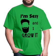 Load image into Gallery viewer, Grow It Tee (Up to 6xl) - bright green