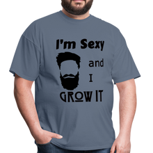 Load image into Gallery viewer, Grow It Tee (Up to 6xl) - denim