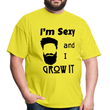Load image into Gallery viewer, Grow It Tee (Up to 6xl) - yellow