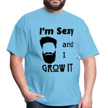 Load image into Gallery viewer, Grow It Tee (Up to 6xl) - aquatic blue