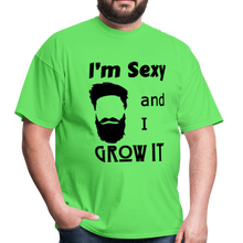 Load image into Gallery viewer, Grow It Tee (Up to 6xl) - kiwi