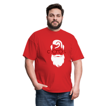 Load image into Gallery viewer, Cool Tee White Image (Up to 6xl) - red