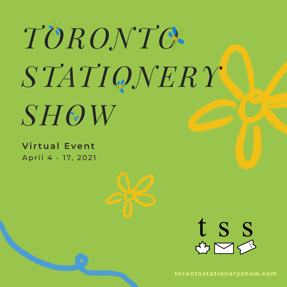 Toronto Stationery Show Is On!
