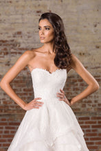 Load image into Gallery viewer, JUSTIN ALEXANDER SIGNATURE 9859 WEDDING DRESS