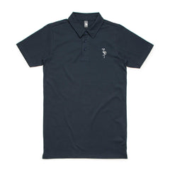 logo polo flamingo squadron navy