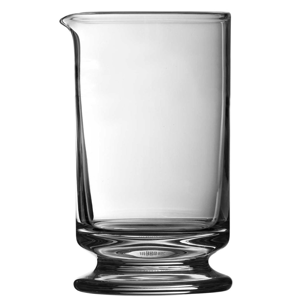 Calabrese Footed Mixing Glass 60cl