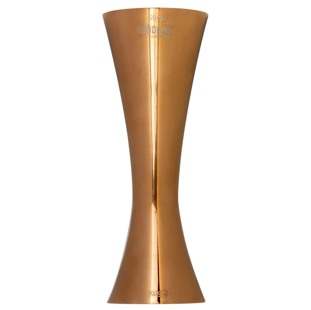 Aero Jigger 25/50ml Rose Gold