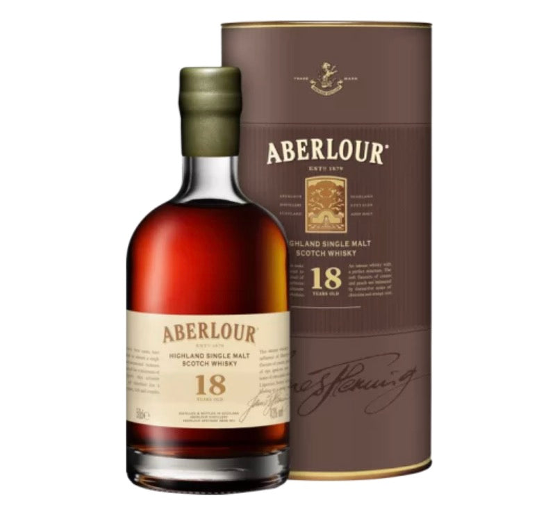 Aberlour 18yo Single malt