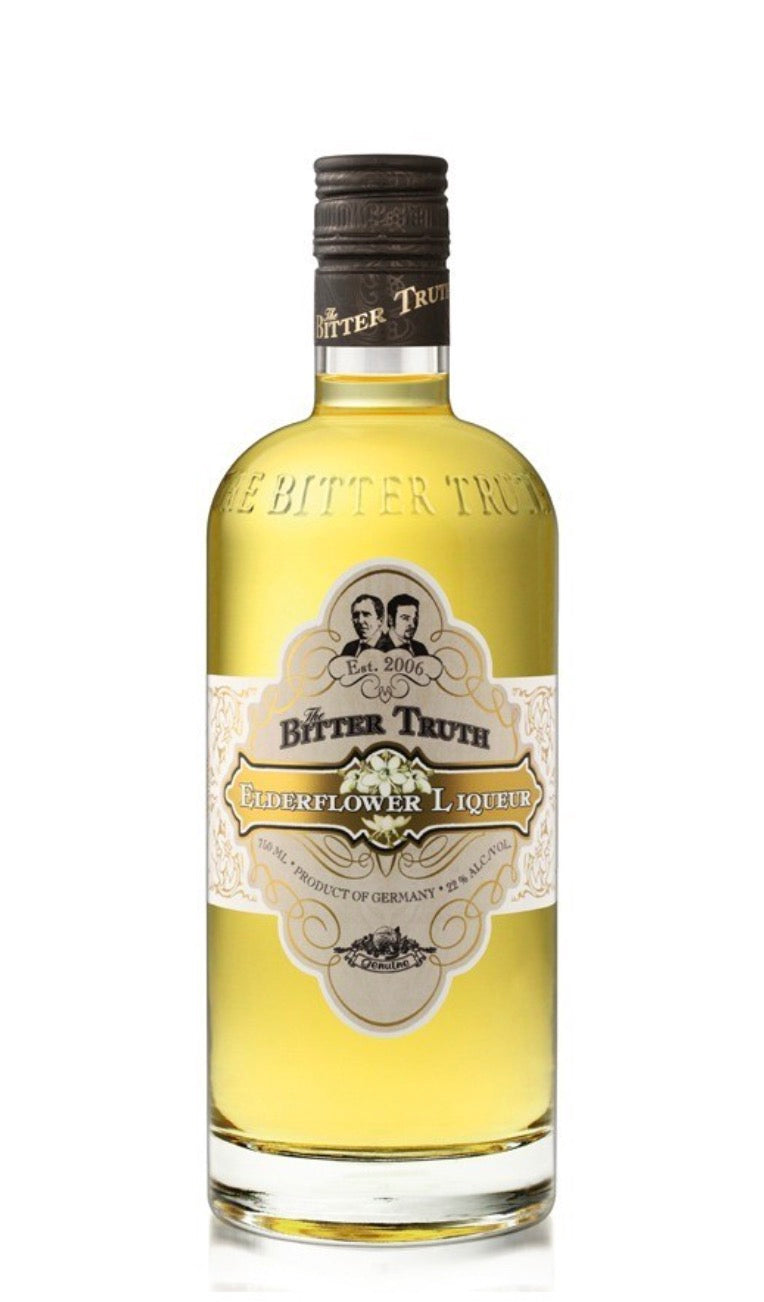Bitter Truth Elderflower Liqueur