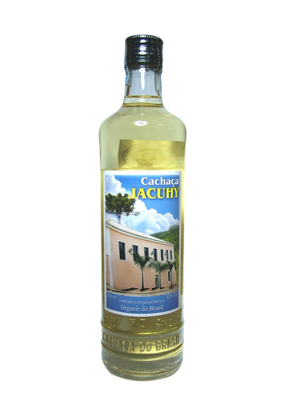 Cachaca Jacuhy
