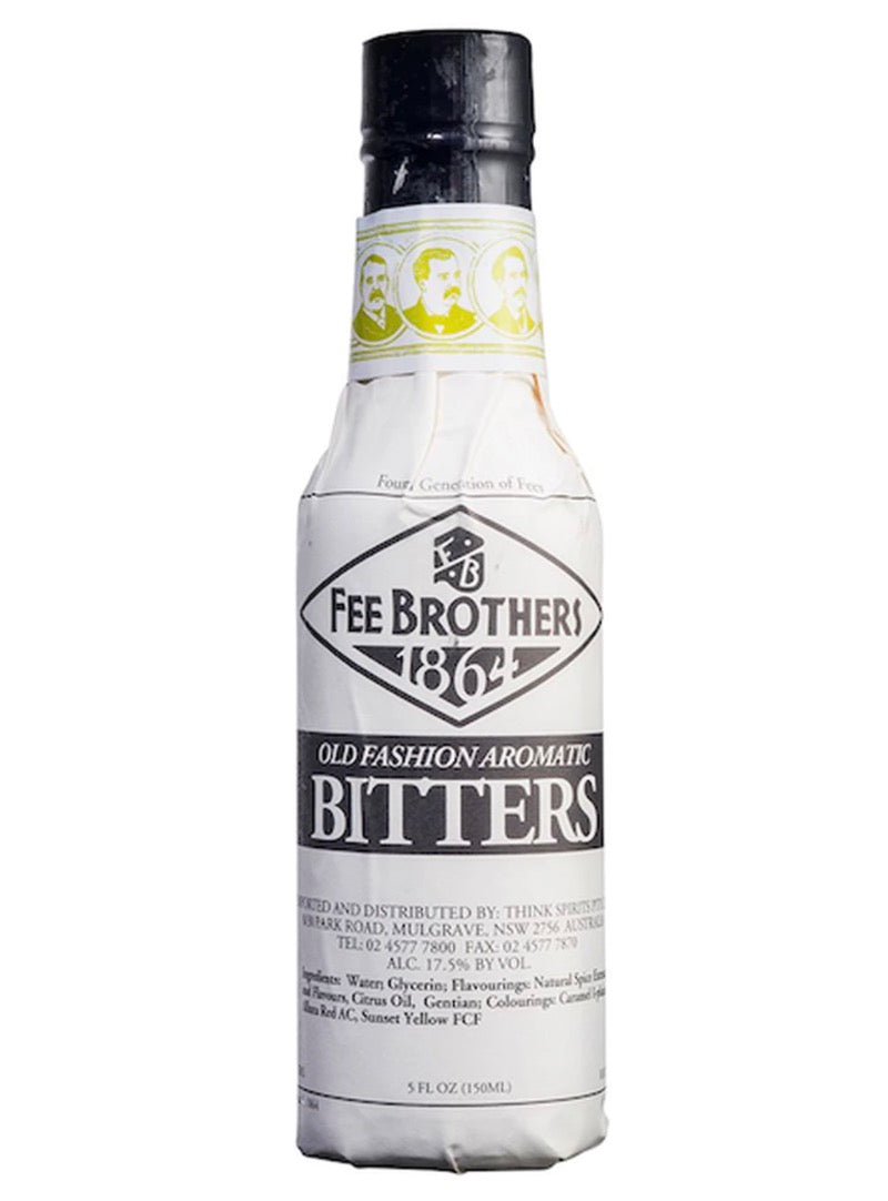 Fee Brothers Old Fashion Aromatic Bitter