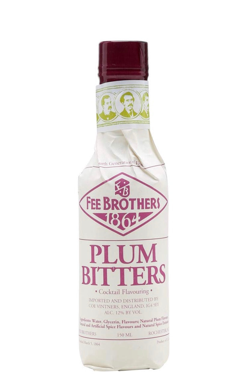 Fee Brothers Plum Bitter