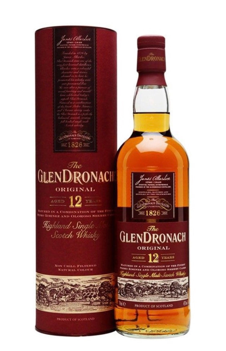 Glendronach 12yo Single Malt