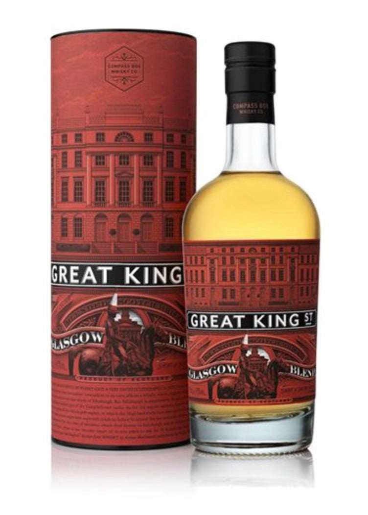 Great King St Glasgow Blend