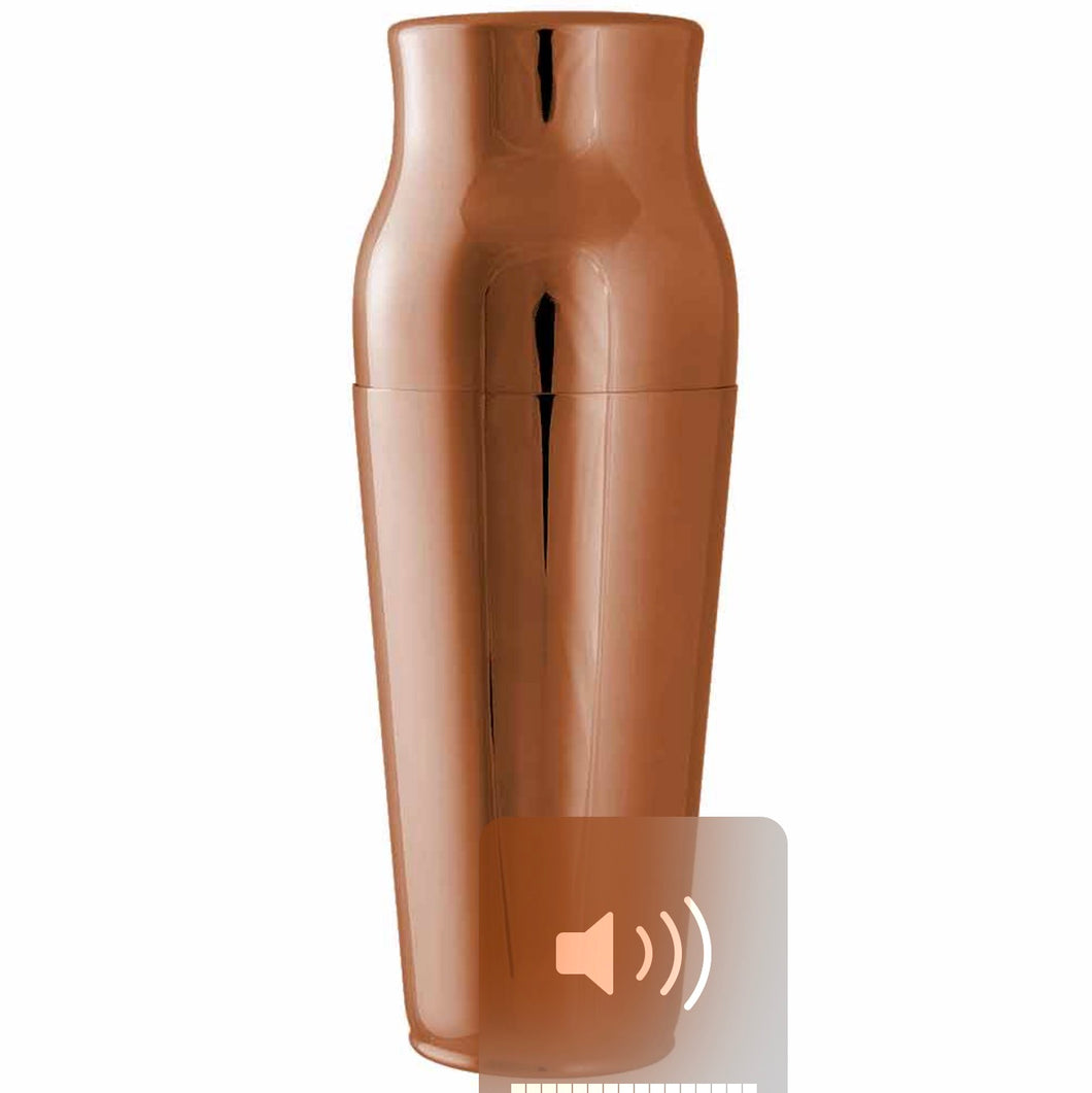 Calabrese Shaker Rose Gold 90cl