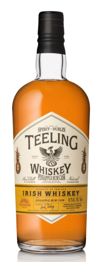 Teeling Whiskey Stiggins' Fancy Pineapple Rum Cask